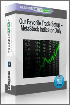 Our Favorite Trade Setup – MetaStock Indicator Only