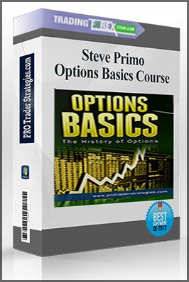 Steve Primo – Options Basics Course