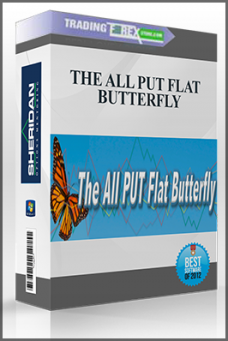 THE ALL PUT FLAT BUTTERFLY