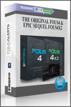 THE ORIGINAL FOUS4 & EPIC SEQUEL FOUS4X2
