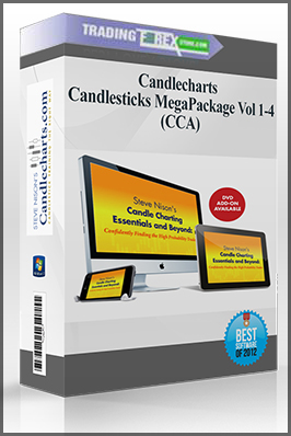 Candlecharts – Candlesticks MegaPackage Vol 1-4 (CCA)