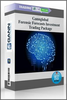 Gannglobal – Forensic Forecasts Investment & Trading Package