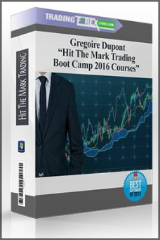 Hit The Mark Trading – Boot Camp 2016 Courses