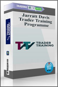 Jarratt Davis – Trader Training Programme