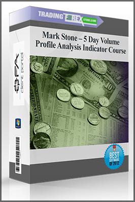 Mark Stone – 5 Day Volume Profile Analysis Indicator Course