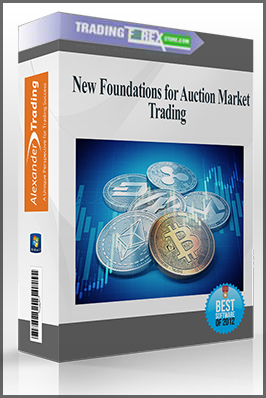 New Foundations for Auction Market Trading