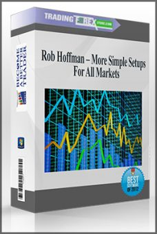 Rob Hoffman – More Simple Setups For All Markets