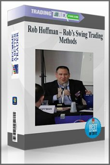 Rob Hoffman – Rob's Indicators Course