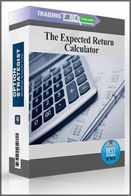The Expected Return Calculator