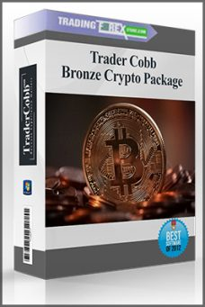 Trader Cobb – Bronze Crypto Package