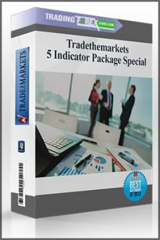 Tradethemarkets – 5 Indicator Package Special