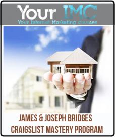 James & Joseph Bridges – Craigslist Mastery Program