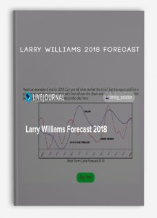 Larry Williams 2018 Forecast