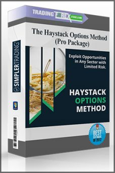The Haystack Options Method (Pro Package)