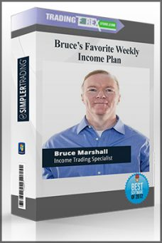 Bruce's Favorite Weekly Income Plan