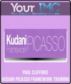 Paul Clifford – Kudani PICASSO Framework Training