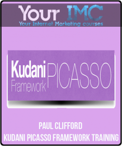 Paul Clifford – Kudani PICASSO Framework Training