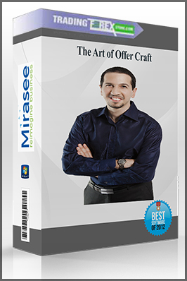 The Art of Offer Craft