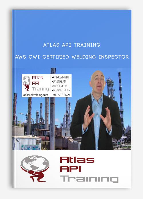 Atlas Api Training Aws Cwi Certified Welding Inspector Trading