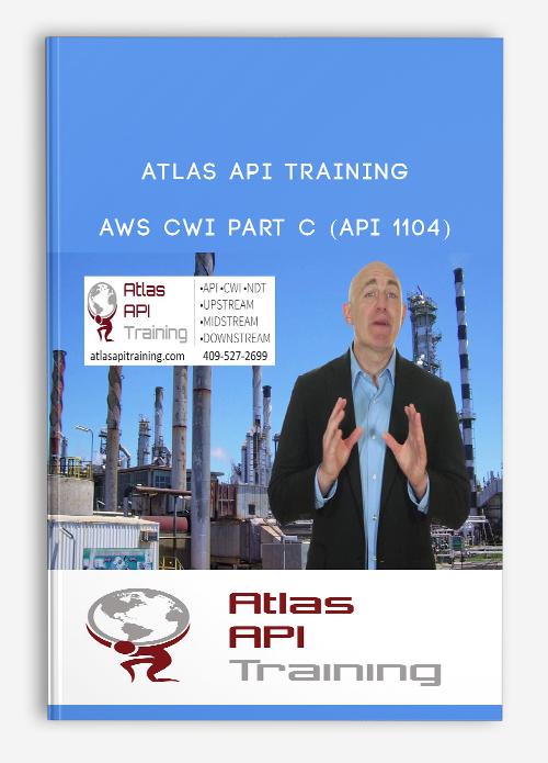 Atlas Api Training AWS CWI Part C API 1104