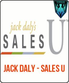 Jack Daly – Sales U