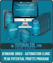 Jermaine Grigg – Automation Clinic Peak Potential Profits Program