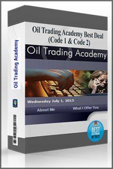 Oil Trading Academy Best Deal (Code 1 & Code 2)
