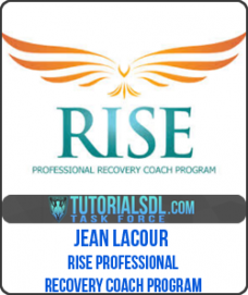 Jean LaCour – RISE Professional Recovery Coach Program