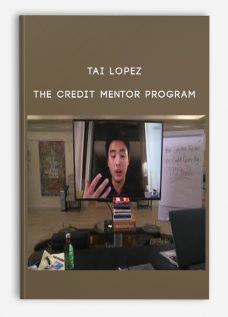 Tai Lopez – The Credit Mentor Program