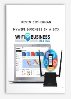 Kevin Zicherman – MyWiFi Business in a Box