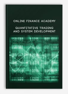 Online Finance Academy – Quantitative Trading And System Development