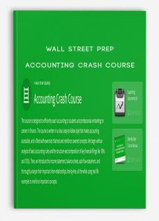 Wall Street Prep – Accounting Crash Course