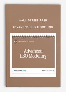 Wall Street Prep – Advanced LBO Modeling