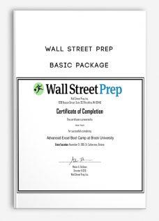 Wall Street Prep – Basic Package