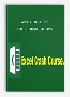 Wall street prep – Excel Crash Course