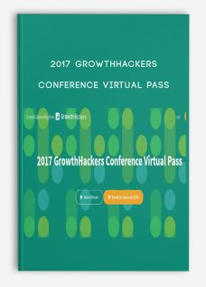 2017 GrowthHackers Conference Virtual Pass