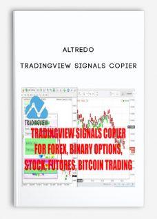 Altredo – Tradingview Signals Copier