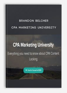 Brandon Belcher – CPA Marketing University