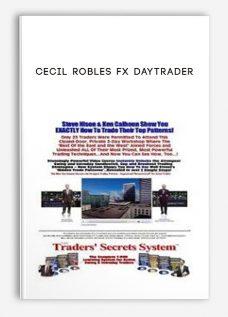Cecil Robles FX DayTrader