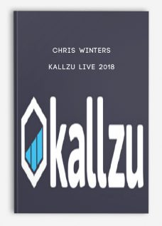Chris Winters – Kallzu Live 2018