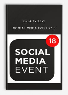 Creativelive – Social Media Event 2018