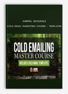 Gabriel Seojungle – Cold Email Marketing Course + Templates