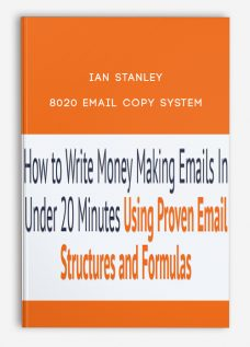 Ian Stanley – 8020 Email Copy System