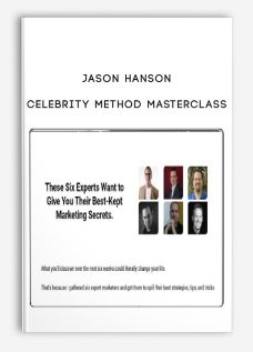 Jason Hanson – Celebrity Method Masterclass