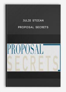 Julie Stoian – Proposal Secrets