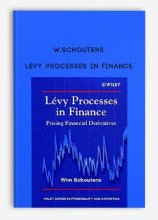 W.Schoutens – Levy Processes in Finance