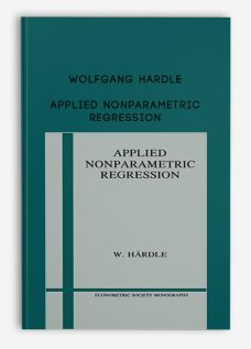 Wolfgang Hardle – Applied Nonparametric Regression