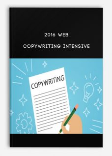 2016 Web Copywriting Intensive