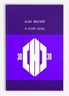 Alex Becker – H-Com 3030