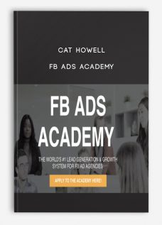 Cat Howell – FB ads Academy